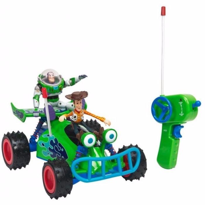 Woody Rc Juguete Radiocontrol Toy Story Lightyear Carro Buzz uFKT13lJc