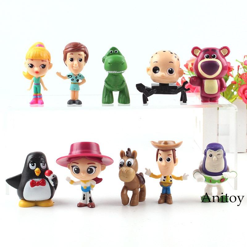 7540df3bff19a toy story colección set x10 figuras woody buzz lightyear. Cargando zoom.