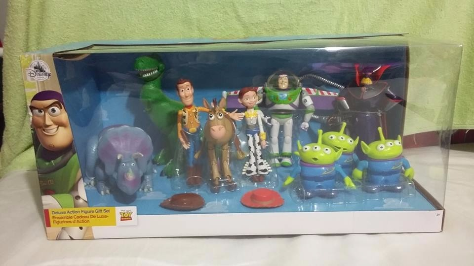 Toy Story Action Figures Set : Other action figures toy story bendable figures gift set by