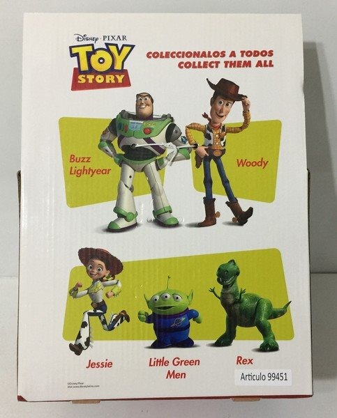 0bc8b5e278500 Toy Story - Dino Rex - Peluche 25 Cm - Jugueteria El Errante -   890 ...