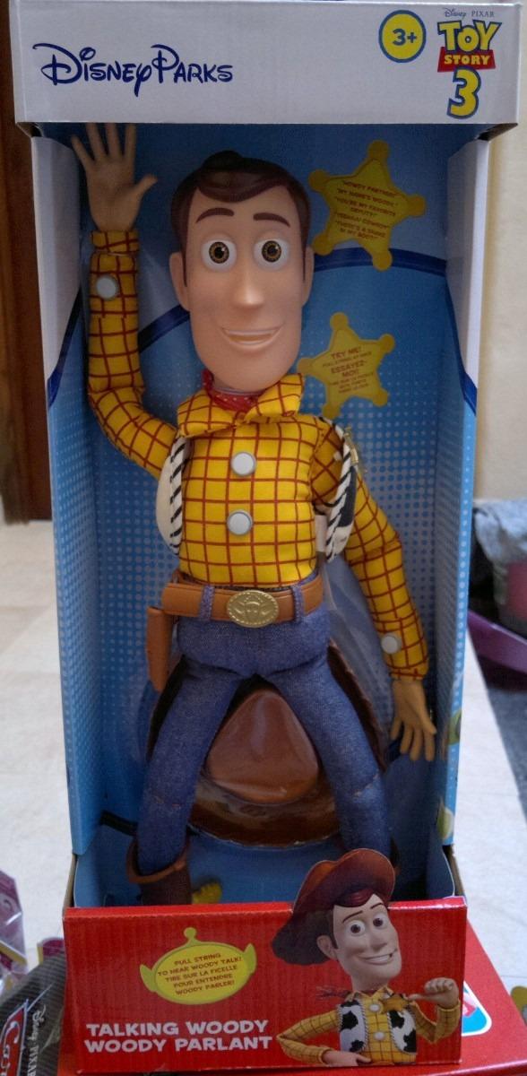 Cargando zoom... disney parks pixar toy story 3 jessie que habla unica! 169e94eadec