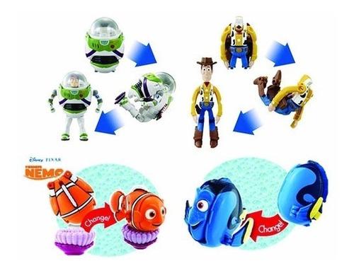 toy story disney muñecos woody buzz dory rayo mcqueen