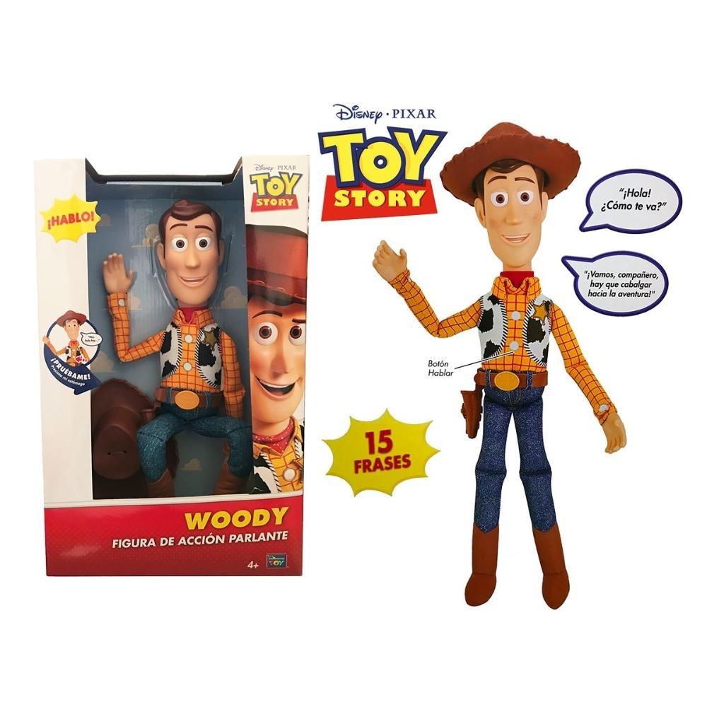 1b2bc0946f8d7 toy story disney sheriff woody habla. mejor precio. Cargando zoom.