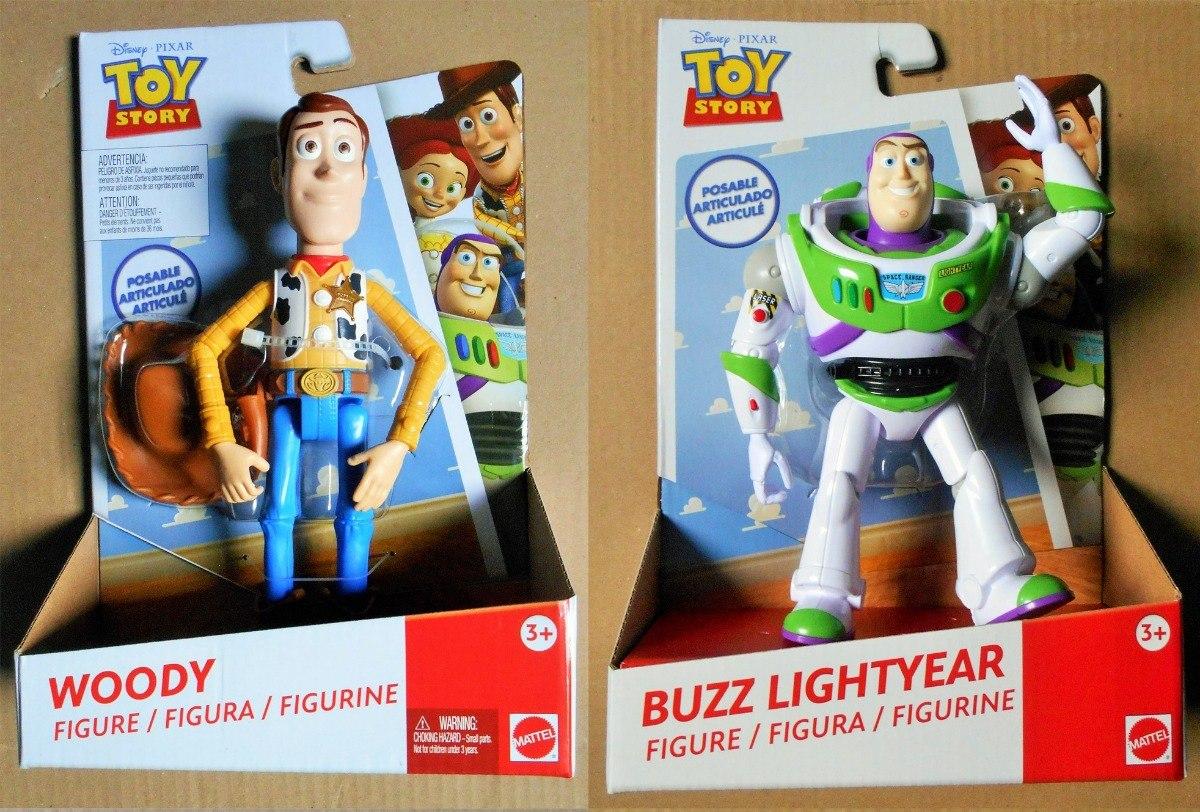 acbae70f0c360 Toy Story Figuras Articuladas Woody Y Buzz 2 Pack Mattel -   545.00 ...