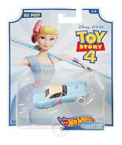 toy story hot wheels 4 character car bo peep