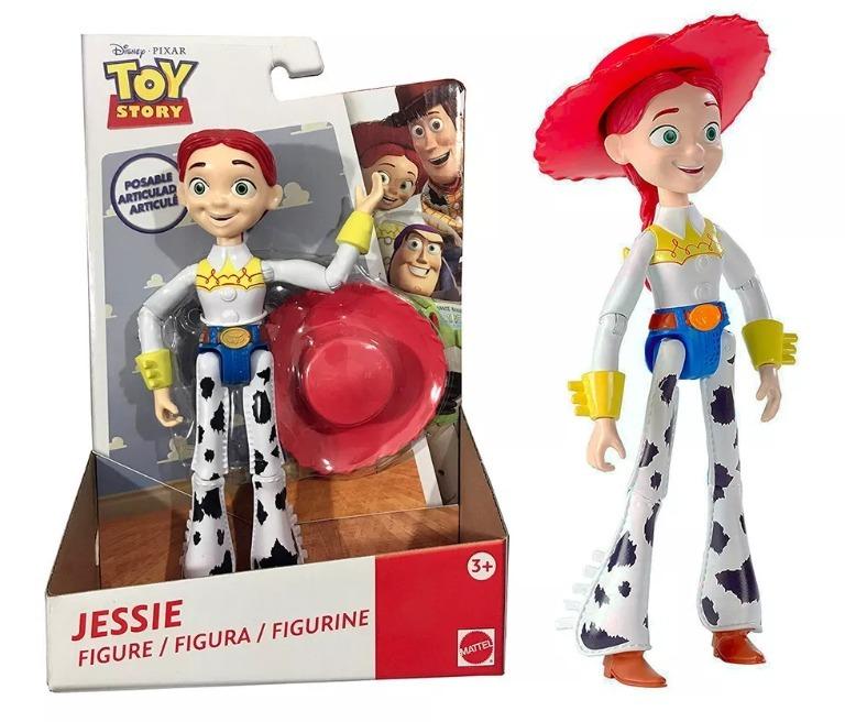 Toy Story Jessie Articulada Disney Pixar Mattel 22 Cm -   599.00 en ... bc27a994859