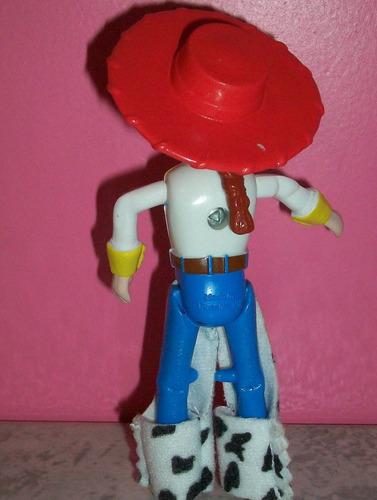 toy story jessie coleccion mc donald's juguete muñeco figura