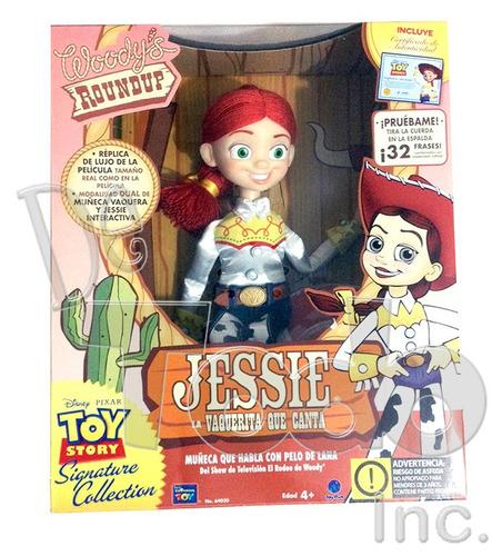 toy story - jessie - disney pixar - edicion coleccion