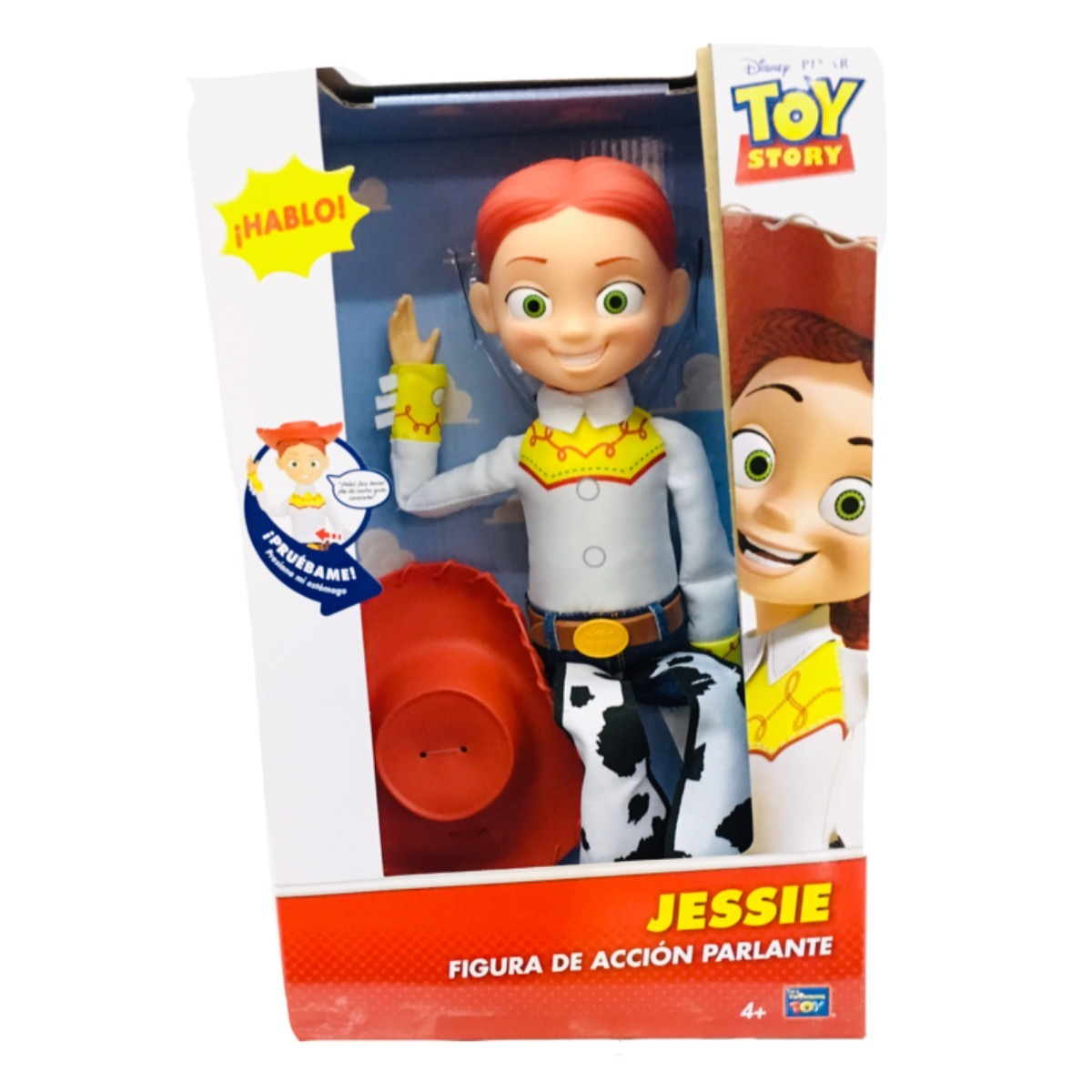 Toy Story Jessie Figura De Acción 15 Frases Toy Plus -   899.00 en ... 5afd717e4e5