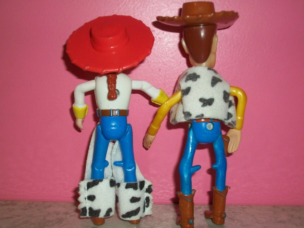 3a98c4c57c6e1 toy story jessie y buddy coleccion mc donald s muñeco figura. Cargando zoom.