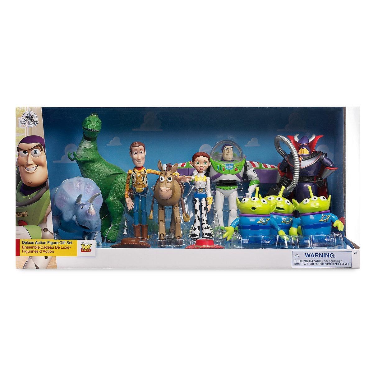 34fd05a87db78 Set Juego Figuras Lujo Colección Toy Story Disney -   350.000 en ...