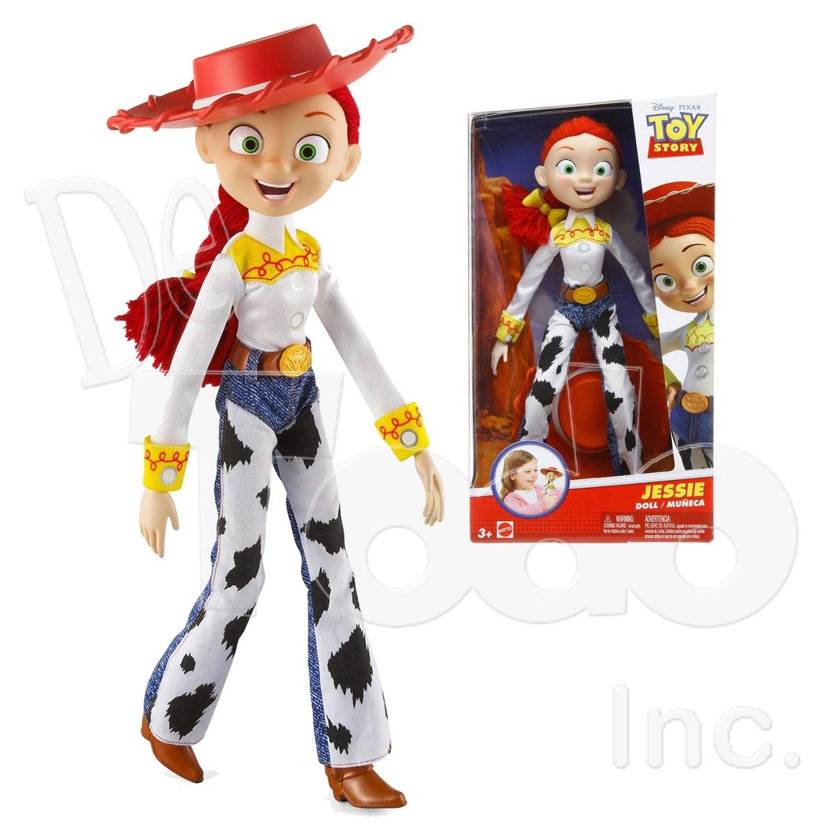 toy story muñeca jessie - articulada - disney pixar - mattel. Cargando zoom. 377908d57f9