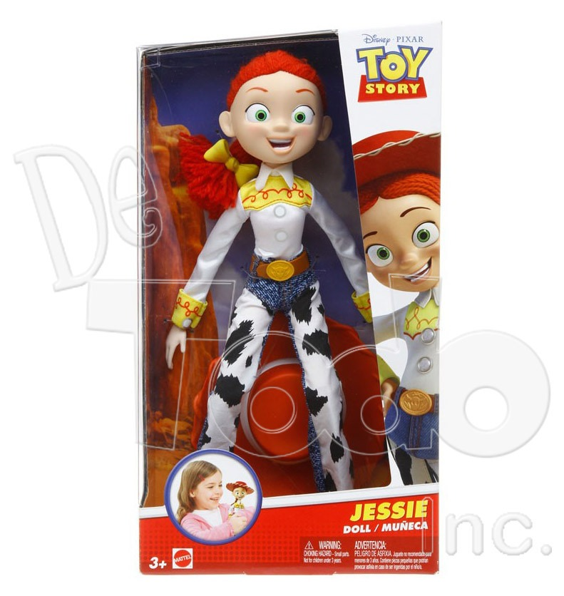 toy story muñeca jessie - articulada - disney pixar - mattel. Cargando zoom. e476e9cac69
