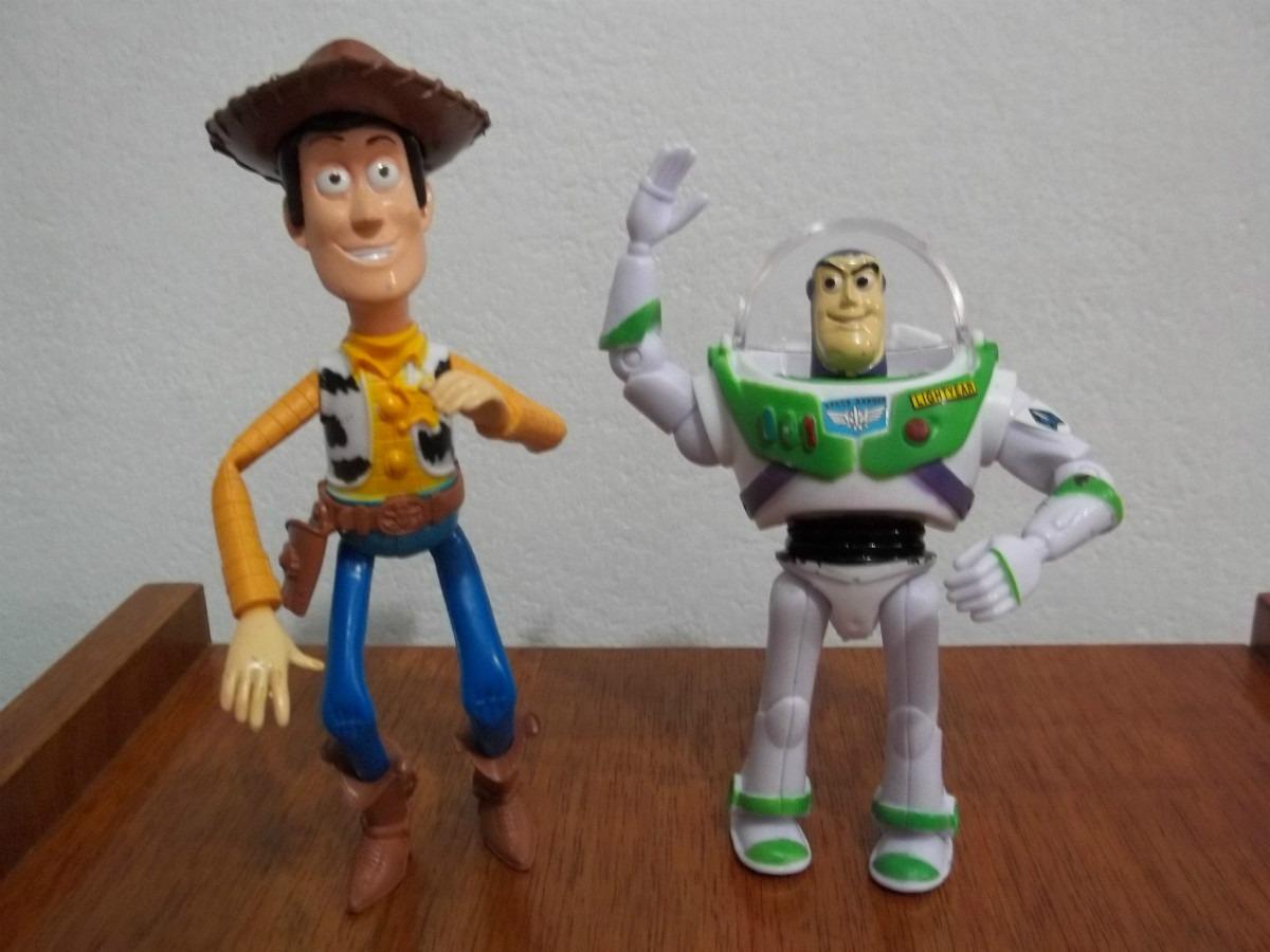 1ddf4820574b0 toy story woody + buzz set muñecos grandes excelente. Cargando zoom... toy  story muñecos. Cargando zoom.