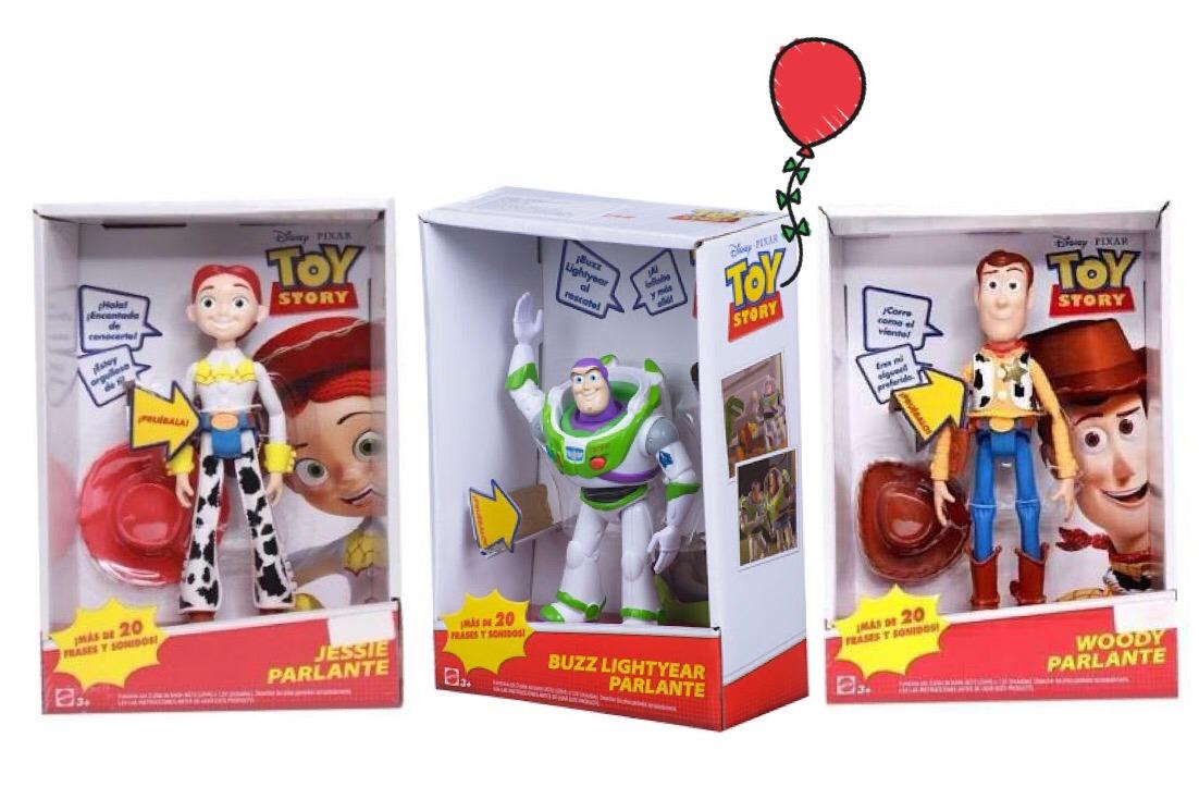 Toy Story Parlantes Jessie 8cc2ac2311b