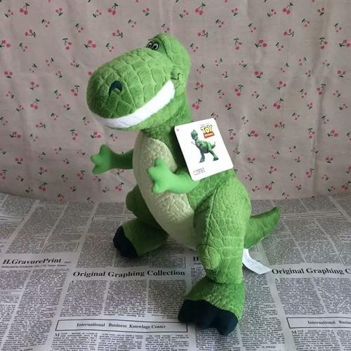 toy story pelucia original disney - rex grandão