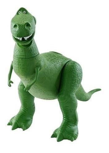 toy story  rex dinosaurio articu disney mattel dpn85-03