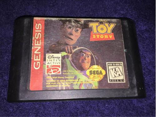 toy story (sega genesis)