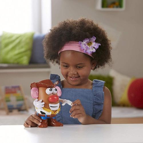 toy story señor cara de papa woody juguete hasbro original