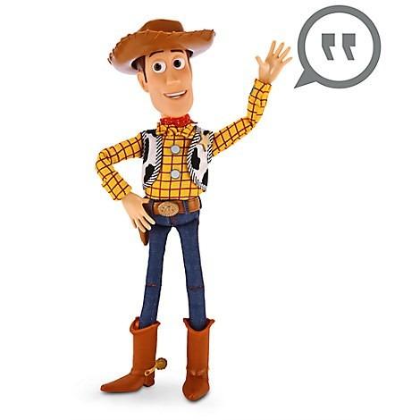 toy story vaquero woody con sonidos original disney