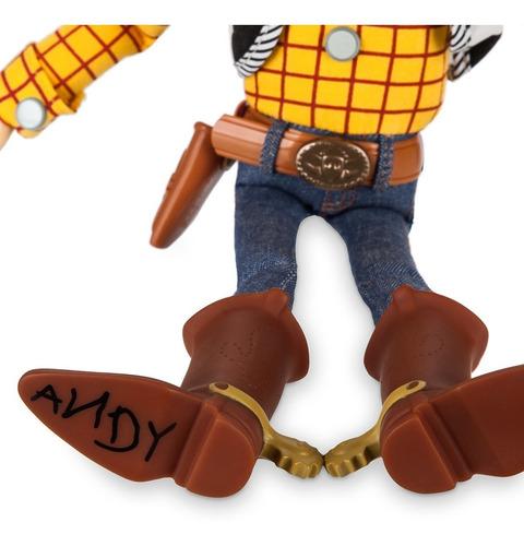 toy story vaquero woody con sonidos original disney store