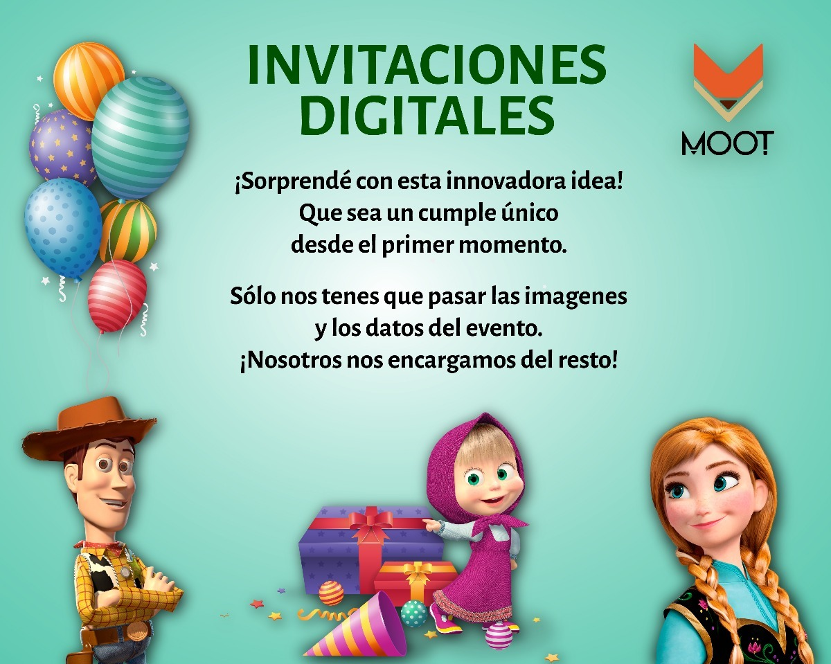 Toy Story Video Invitacion Cumpleanos 30000 En Mercado Libre - Ideas-para-invitaciones-de-cumpleaos