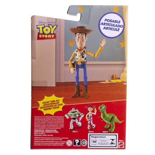 toy story - woody figura articulada - tienda oficial disney