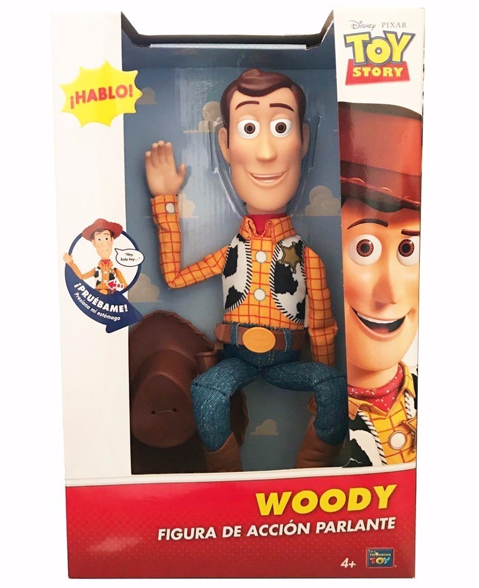 Toy Story - Woody Figura De Acción Parlante - Envío Gratis -   32.500 en  Mercado Libre 925e72fd91d