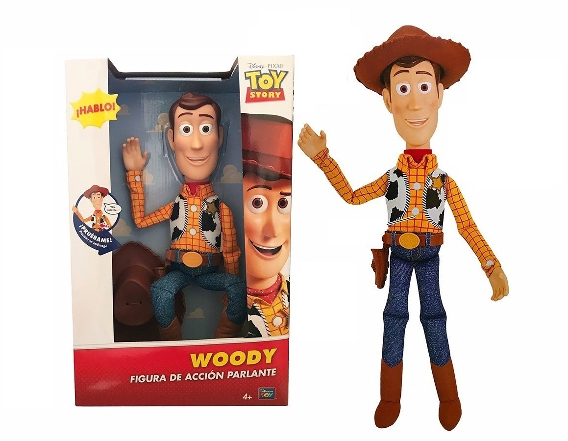 Toy Story - Woody Figura De Acción Parlante - Envío Gratis ... 180c2488fed