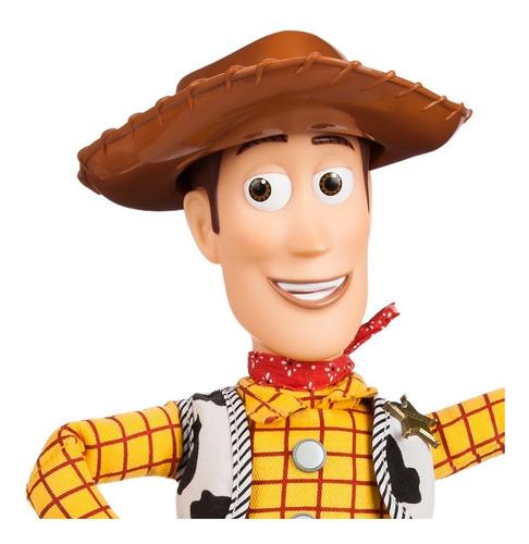 toy story woody habla 100% original disney entrega inmediata