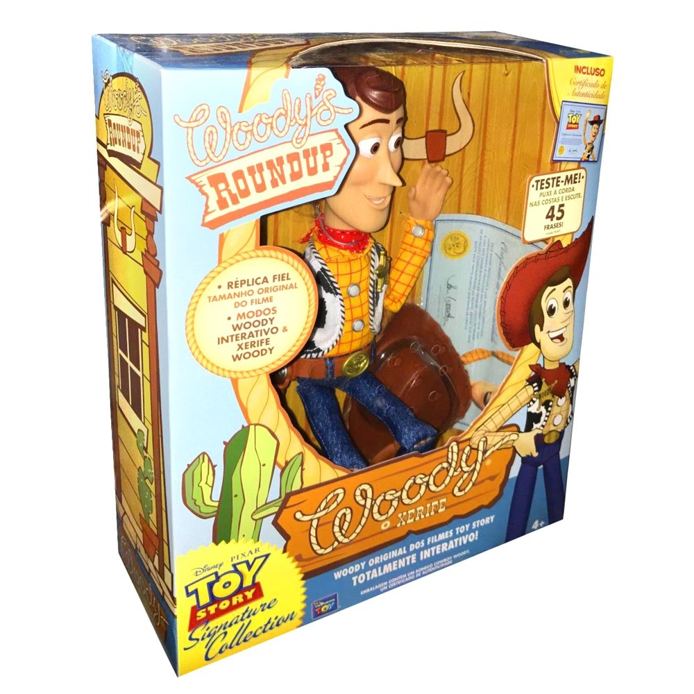toy story-woody interativo collection toyng 64012. Carregando zoom. 1f0ec3fab7c