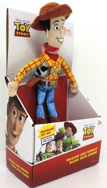 d11d0b81afb11 Toy Story - Woody - Peluche 25 Cm - Jugueteria El Errante -   890