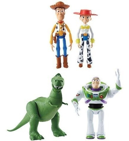 toy story x4 dpn85 20 frases mattel juguetes original