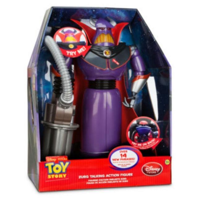 Toy Story Zurg Juguete Original Disney Store Envio