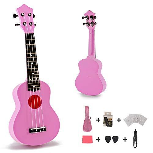toy ukulele soprano 21 pulgadas guitarra hawaiana plástico
