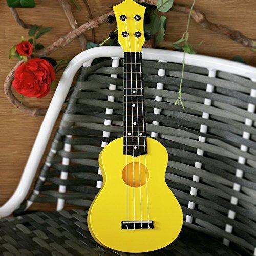 toy ukulele soprano 21 pulgadas hawaiian guitar plastic