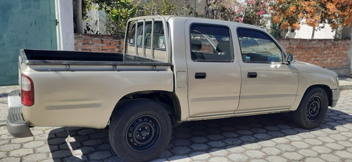 toyota 2006 camioneta doblecabi
