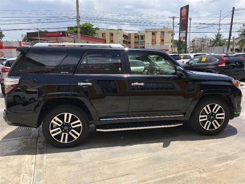 toyota 4 runner 2014 limited