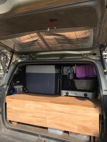 toyota 4 runner 4x4 4.0 aut full camper