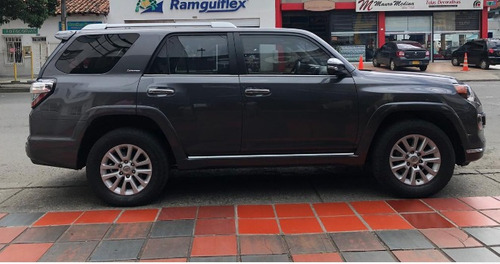toyota 4 runner limited 2016 blindada impecable, único dueño