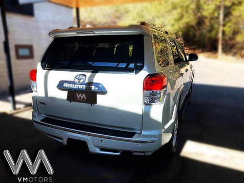 toyota 4 runner limited 4x4 aut