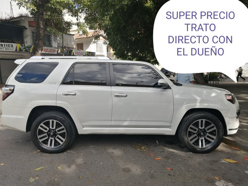 toyota 4 runner limited limited