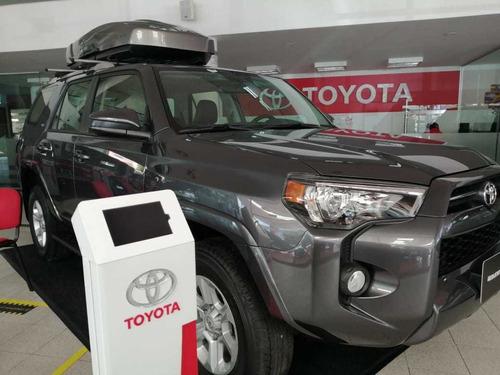 toyota 4-runner sr5  4x4 automática 4.000 c.c gasolina  2020