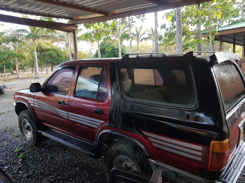 toyota 4runner 1991 4x4 gasolina