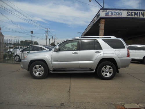 toyota 4runner 2004 limited aa ee ba abs piel qc at