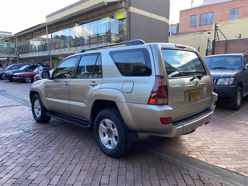 toyota 4runner 2006 4.0 limited