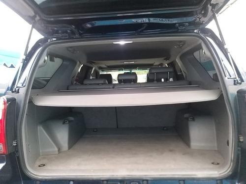 toyota 4runner 2008 sr5 full 4x2 sunroof en piel americana
