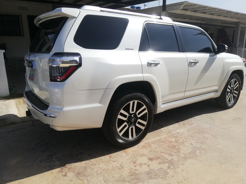 toyota 4runner 2015 limited 4x2