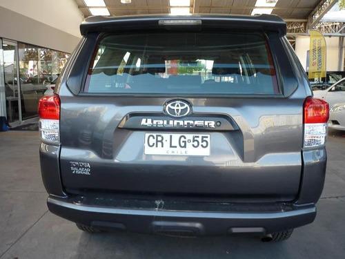 toyota 4runner  4 runner 4.0 aut 2011