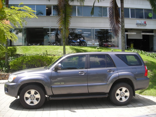 toyota 4runner 4.0 limited 2008 automatico